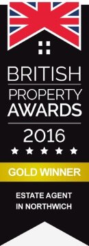 British Property Awards Gold Winner 2016