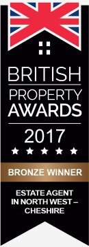 British Property Awards Bronze Winner 2017