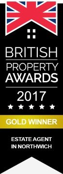 British Property Awards Gold Winner 2017